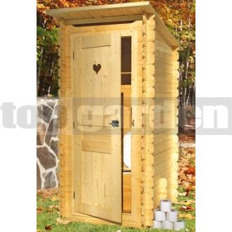 Zahradní wc