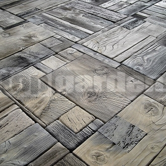 Dlažba imitace dřeva cena