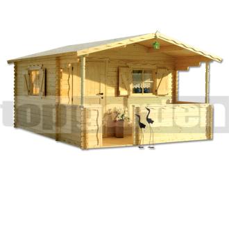 Zahradní domek kamila