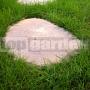 Šľapák stredný - imitácia dreva