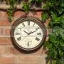 Záhradné nástenné hodiny Willow
