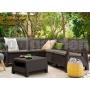 Záhradný rohový set Corfu Relax BT 227815