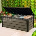 Brushwood 455L hnědý - zahradní úložný box