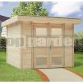 Domek na nářadí LARA 2