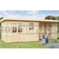 Zahradní domek relax modul 2