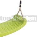 Dětská houpačka Blowmoulded limetková