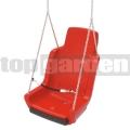 Dětská houpačka Chainset červená