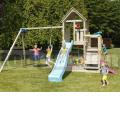 Dětské hřiště Penthouse s houpačkami