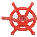 Dětské kormidlo - volant červený