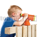 Dětský dalekohled oranžový