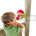 Detský megafón ružovo-limetkový