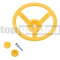 Dětský volant žlutý
