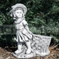 Dívka s košem malá ba 245