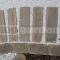 Betonové prkno - imitace dřeva