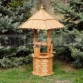 Dřevěná studánka ST4