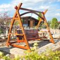 Dřevěná zahradní houpačka TGO2016