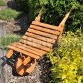 Dřevěný trakař TD2