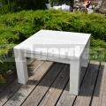 Dřevěný stůl Elegance 70 x 70 cm