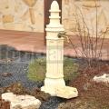 Zahradní vodovodní sloupek ROMA umělý kámen