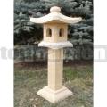 Japonská lampa 88 cm