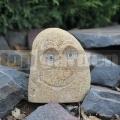 Kamenný smajlík 01