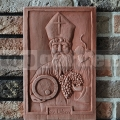 Keramický reliéf 1 - Svatý Urban