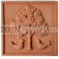 Keramický reliéf 12 - Strom