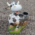 Kráva Milka s 2 sudy M262