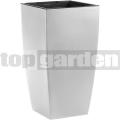 Květináč Casa Matt bílý 517579