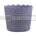 Květináč Country 24 cm fialový 515259