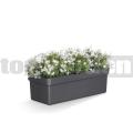 Květináč na muškáty 75cm antracit City Classic Emsa 514321