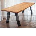 Masivní stůl Liptov na míru