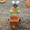 Myš s kolečkem M114