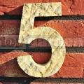 Orientační popisné číslo 5