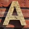 Orientační popisné písmeno A