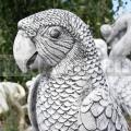 Papoušek na podstavci ba 222