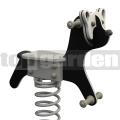 Pružinová houpačka Panda