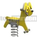 Pružinová houpačka Pes