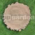 Zahradní nášlap malý - imitace dřeva