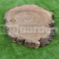 Zahradní nášlap velký - imitace dřeva