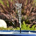 Solární fontána 601
