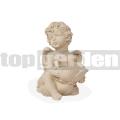 Svícen - anděl sedící pravý 328d