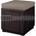 Taburetka Cube + poduška BT 209435