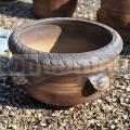 Váza Plitvická 6038