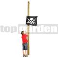 Vlajka na dětské hřiště Piráti