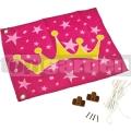 Vlajka na dětské hřiště Princezna