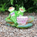Žáby květináč 184