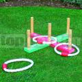 Zahradní hra Kroužky