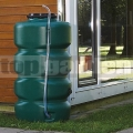 Zahradní nádrž tmavě-zelená