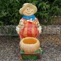Zahradník s kolečkem M147